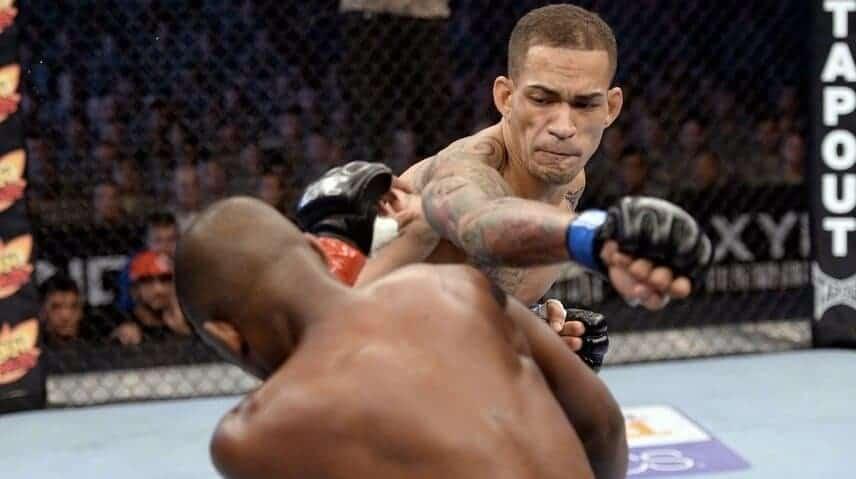 yancy medeiros UFC