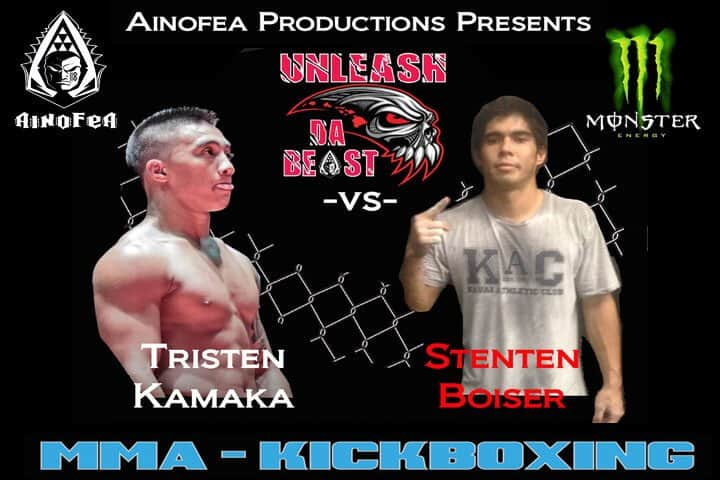 Tristen Kamaka vs Stenten Boiser