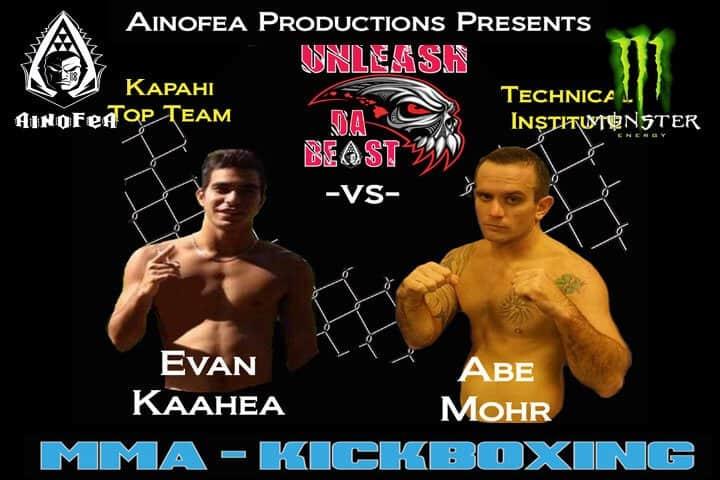Evan Kaahea vs Abe Mohr