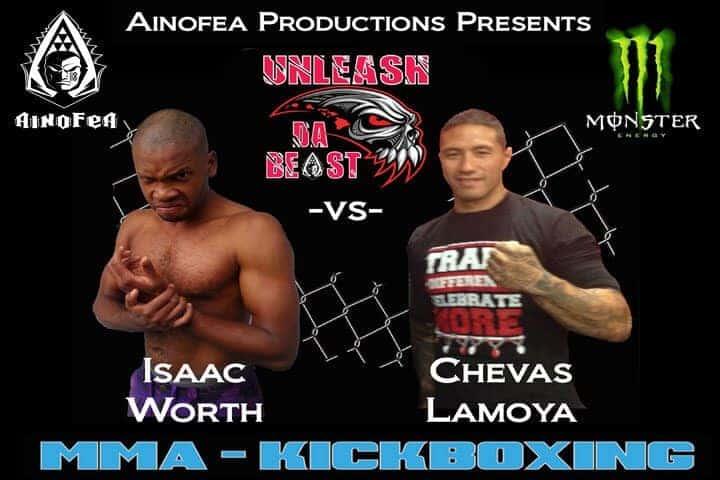 Isaac Worth vs Chevas Lamoya