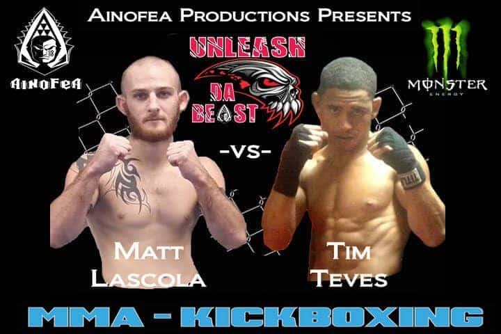 Matt Lascola vs Tim Teves