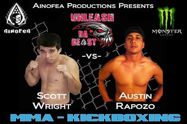 Scott Wright vs Austin Rapozo