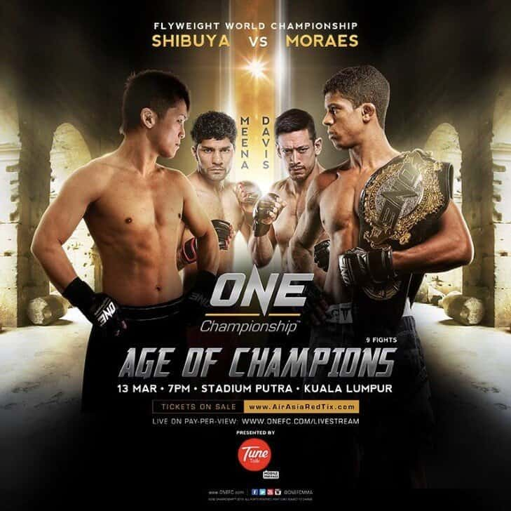 ONE Championship Age of Champions