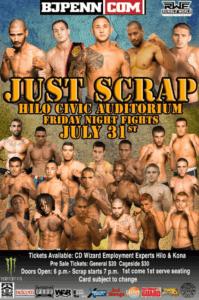 Just Scrap Rumble World Entertainment