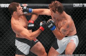 Tom Lawlor knocks out Gian Villante