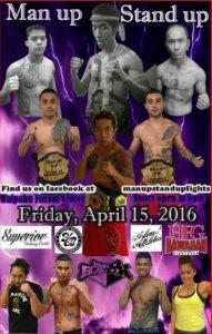 Muay Thai Fight Hawaii