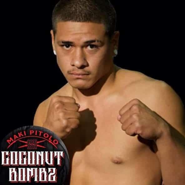 Hawaii MMA Fighter