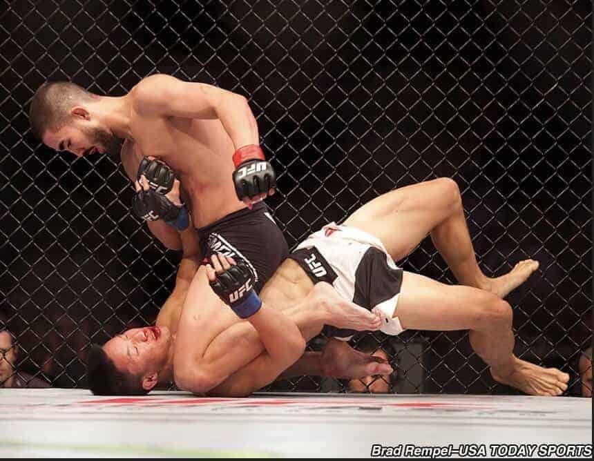 Lewis Smolka vs Ben Nguyen