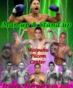 Man Up Stand Up Feb 10