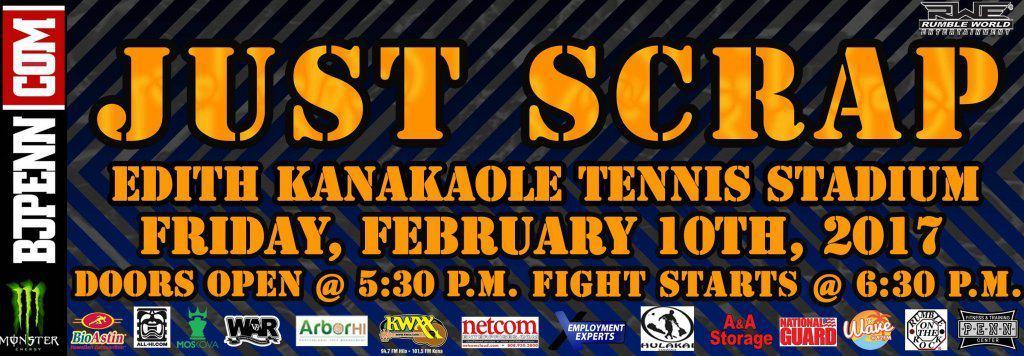 MMA on the Big Island