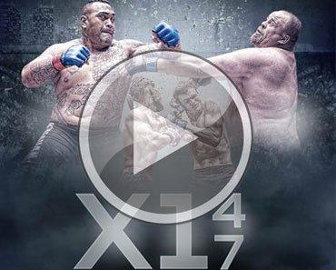 X1 World Events MMA Hawaii