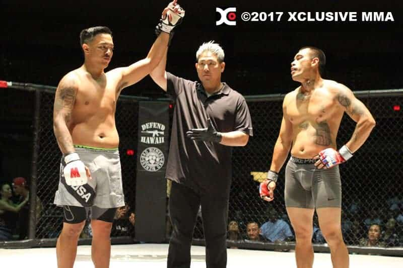 Brysen Bolohao vs Gerald Gamit Hawaii MMA