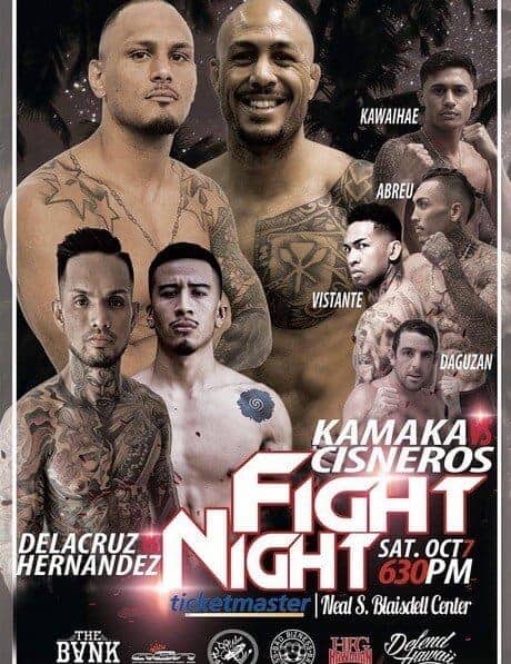 Destiny MMA Hawaii