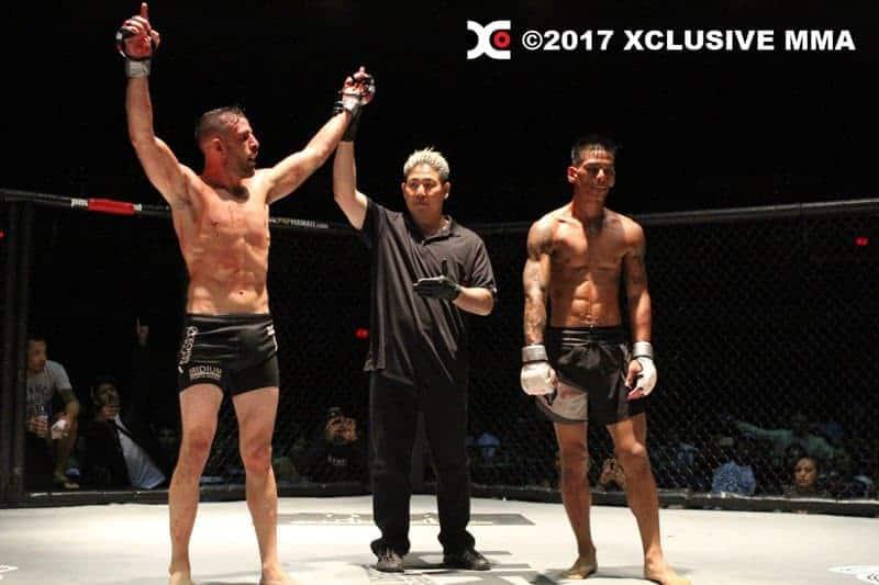 Pierre Daguzan vs Kalehua Moniz Hawaii MMA