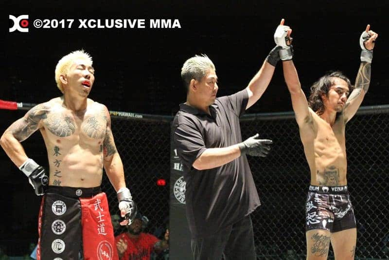 Puni Agpaoa vs Jared Iha Hawaii MMA
