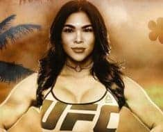 Hawaii Fighter Rachael Ostovich Ultimate Fighter UFC Season 26