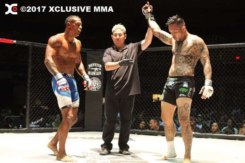 Ryan Dela Cruz vs Jordan Mackin Hawaii MMA