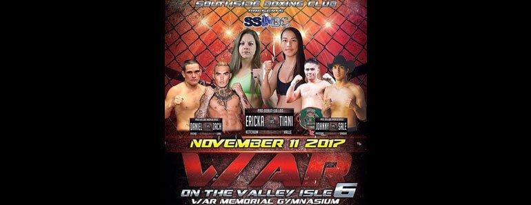 Maui Mixed Martial Arts MMA