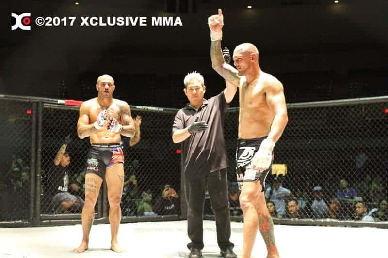 Zane Kamaka vs Chris Cisneros MMA Hawaii