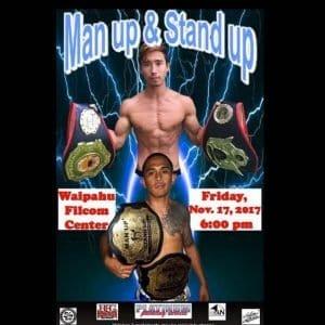 Oahu Amateur MMA at the Waipahu Filcome