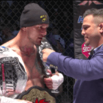 X-1 LIGHTWEIGHT WORLD TITLE GOES TO JAPAN