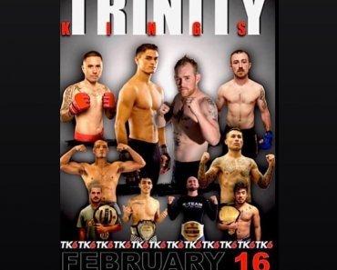Trinity Kings MMA Fight poster