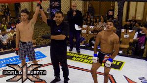 Geremy Martyn vs Donald Gonzalez