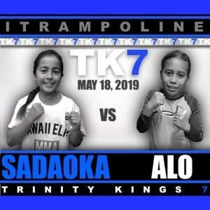 TK 7: Sadaoka vs Alo
