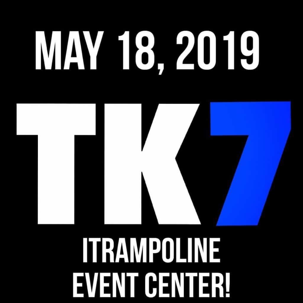 TK 7 : May 18 2019 Trinity Sport Combat
