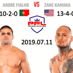 "Zane ""Bad Boy"" Kamaka vs Andre Fialho"