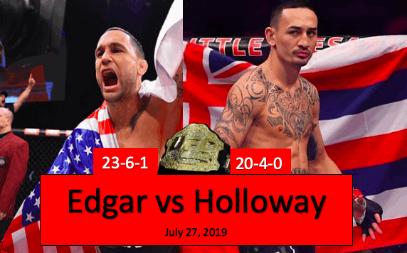 Edgar vs Holloway