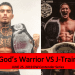 June 25, 2019 Zach Zane vs Justin Gonzales