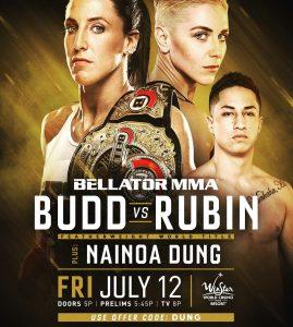 Bellator MMA Nainoa Dung July 12