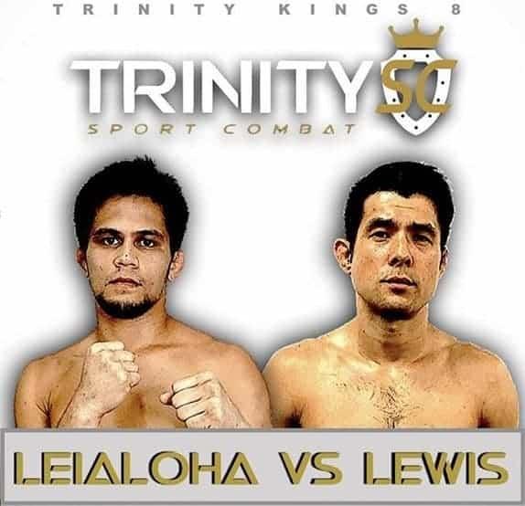 Cheyden Leialoha vs Timothy Lewis