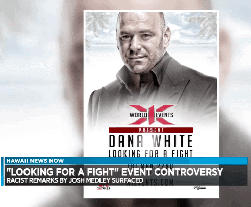 Dana White and UFC Fight Pass pulled out of X1 agreement