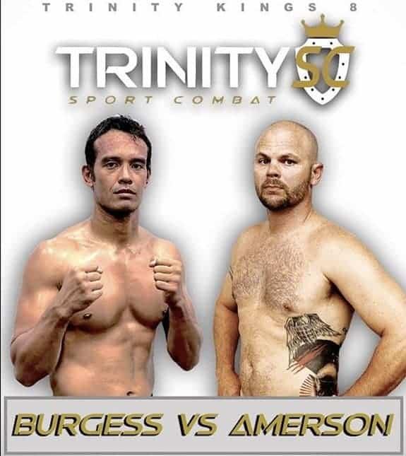 Justin Burgess Vs Chuck Amerson