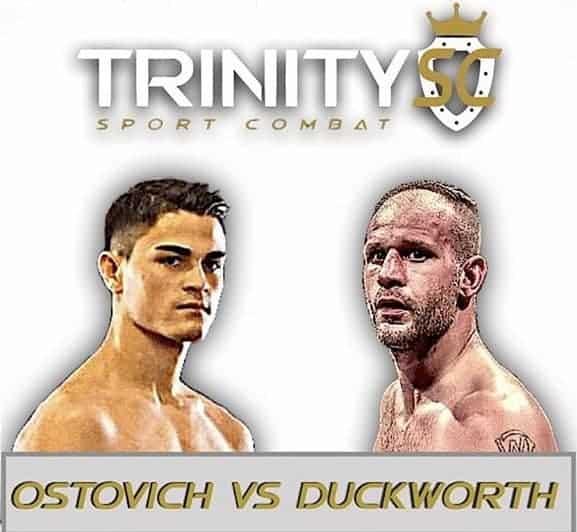 Robby Ostovich vs Tyson Duckworth