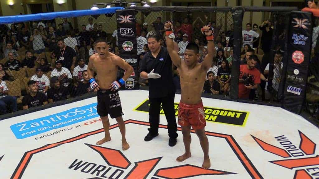 Rodney Mondala defeated Ricky Ing via Decision