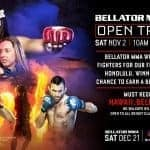 BELLATOR HAWAII Wants You ON THEIR TEAM