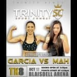 Tina Marie Garcia Fight Highlights
