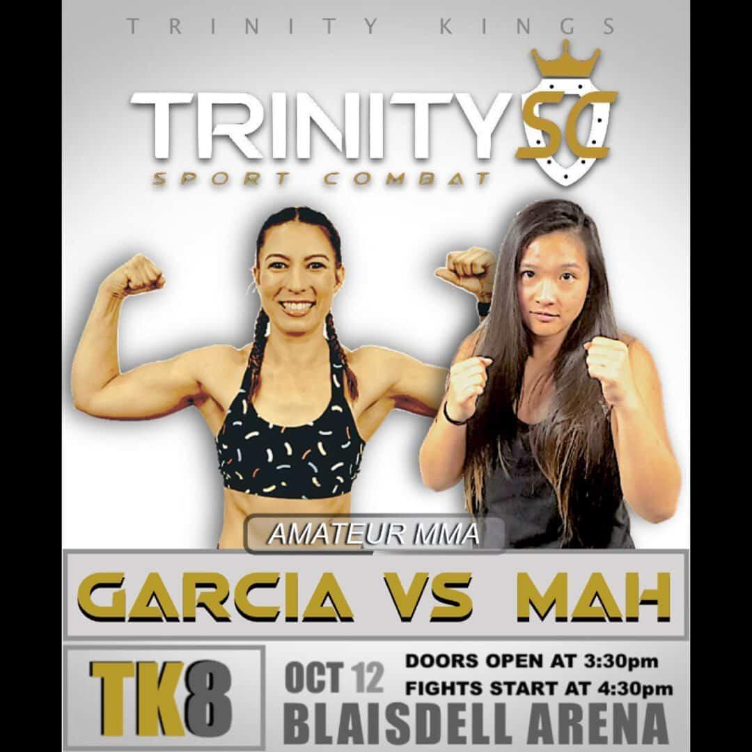 Tina Marie Garcia vs Jinlyi Mah