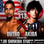 Rilley Dutro vs Taiki Akiba
