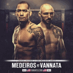 Yancy Medeiros vs Landon Vannata: UFC on ESPN+ 25: Anderson vs. Błachowicz 2