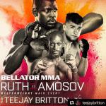 Tee Jay Britton vs Gabriel Varga Bellator MMA