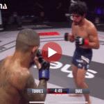 Desmond Torres vs Ricardo Dias