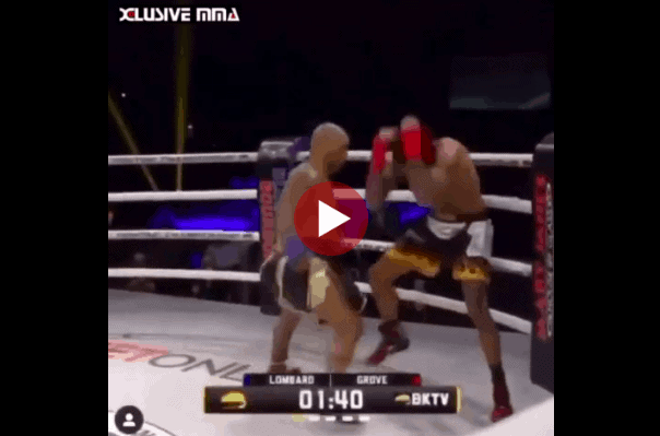 Hector Lombard vs Kendall Grove