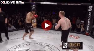 Josh Quinlan vs sarek shields