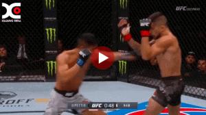 Tyson Nam vs Sergio Pettis