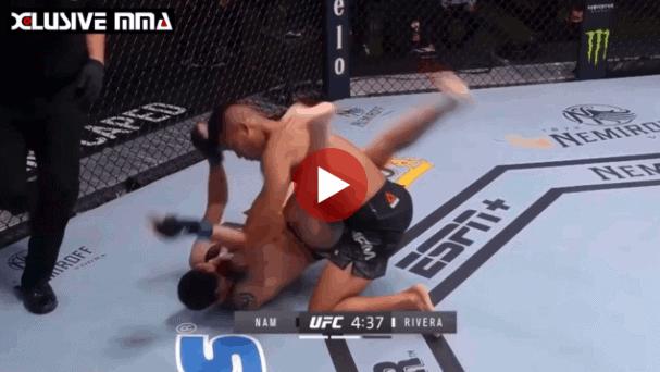 Tyson Nam vs Jerome Rivera