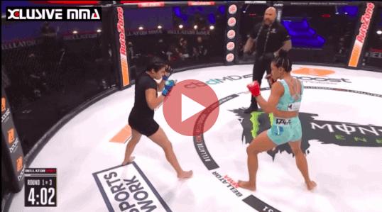 Sumiko Inaba vs Jessica Ruiz Fight Highlights